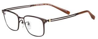 ラインアートシャルマン エクセレンスチタン 日本製メガネ